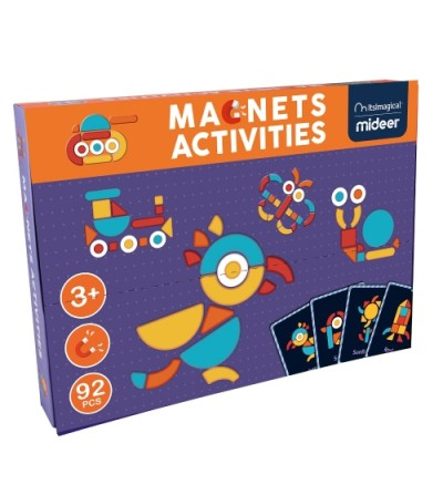 MAGNETS ACTIVITIES MIDEER