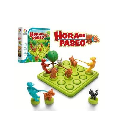 HORA DEL PASEO SMARTGAMES