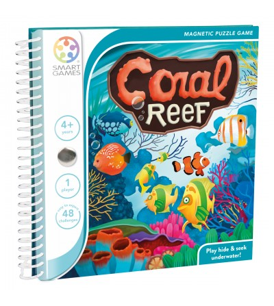 CORAL REEF SMART GAME