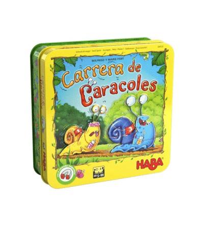 CARRERA DE CARACOLES HABA