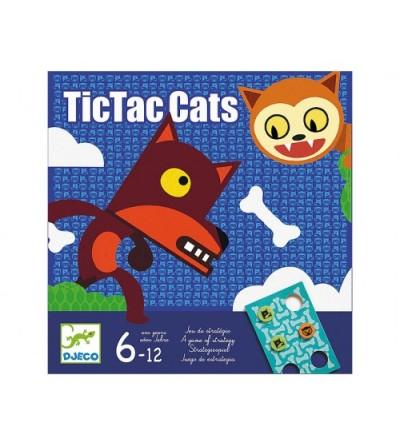 TIC TAC CATS DJECO