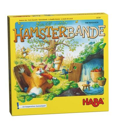 LA PANDILLA DE LOS HAMSTER...