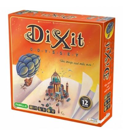 DIXIT ODYSEY