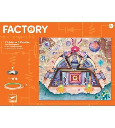 FACTORY ART + TECHNOLOGY