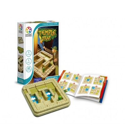 TEMPLE TRAP SMARTGAMES