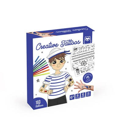 TATUAJES CREATIVE TATTOS
