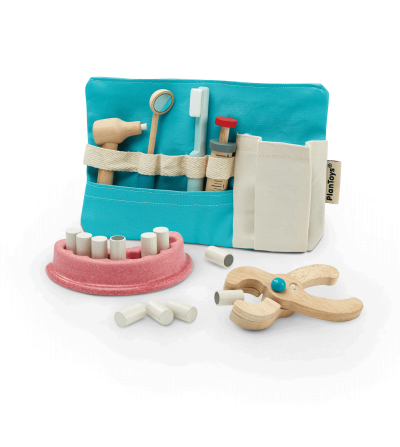 SET DENTISTA PLAN TOYS