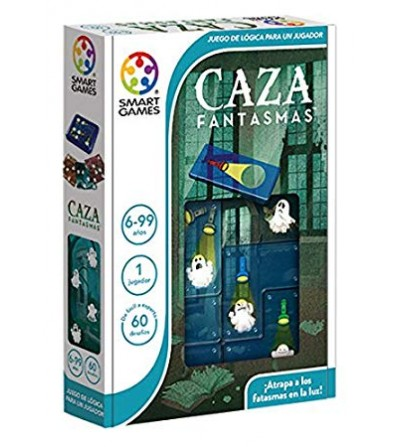 CAZA FANTASMAS SMART GAME