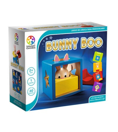 BUNNY BOO SMART GAME