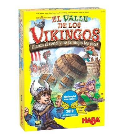EL VALLE DE LOS VIKINGOS HABA