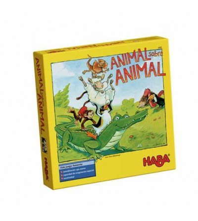 ANIMAL SOBRE ANIMAL HABA